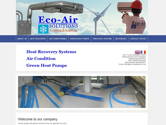 Eco-Airsolutions